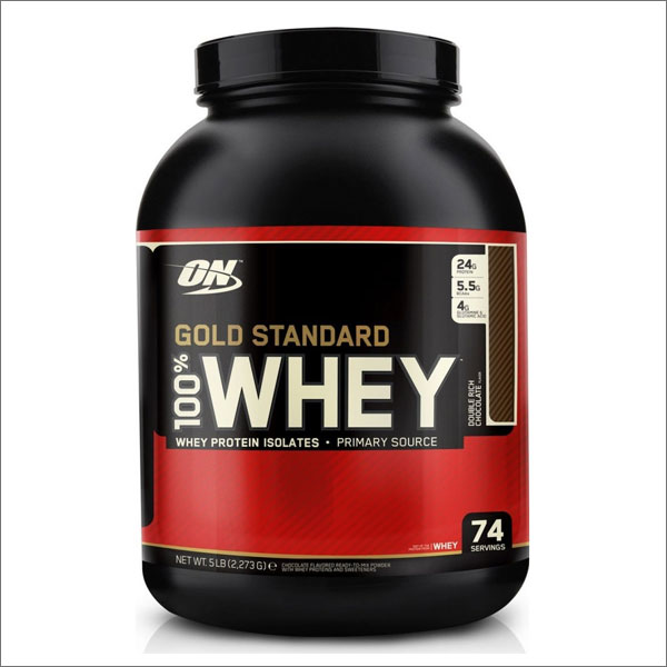 Whey Gold Standard протеин